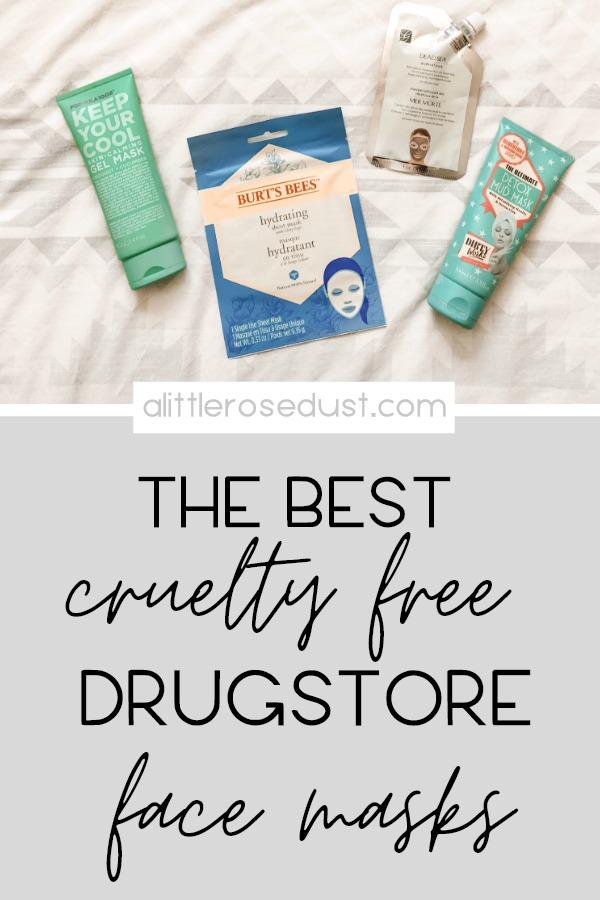 the best drugstore face masks