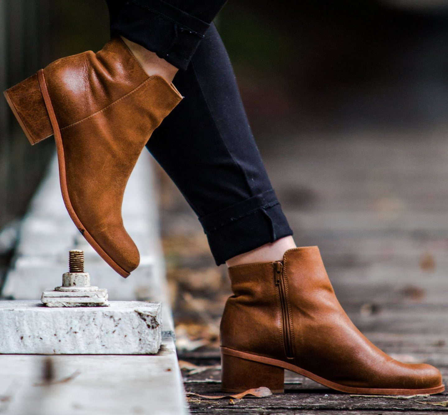 Ethical boots perfect for fall