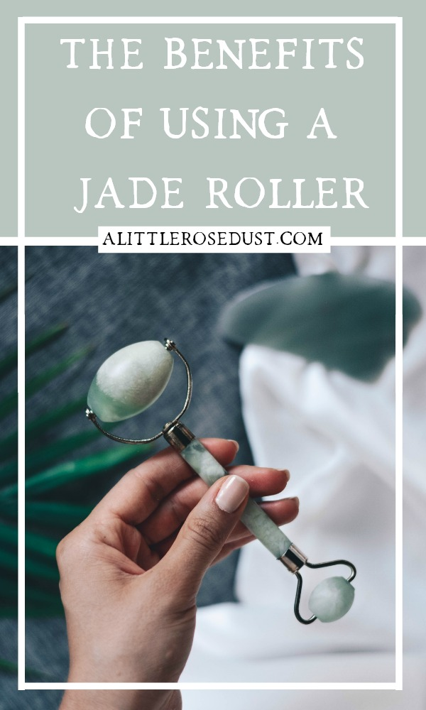 the benefits of using a jade roller