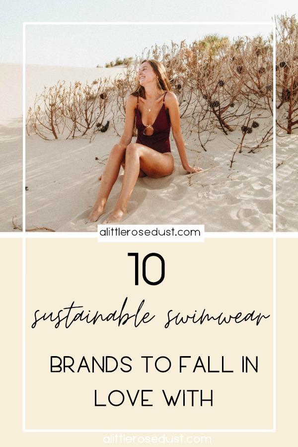 10 ethical swimwear brands
