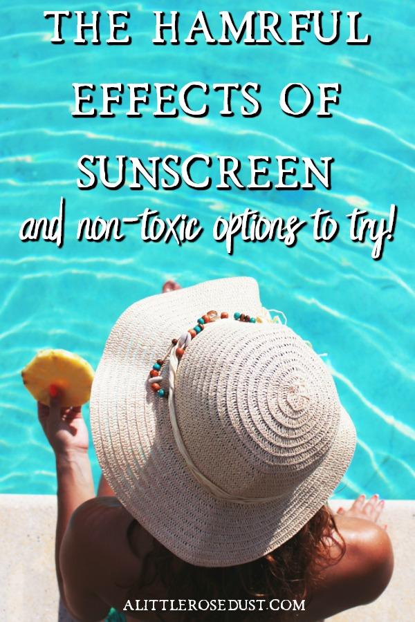 non toxic sunscreen options