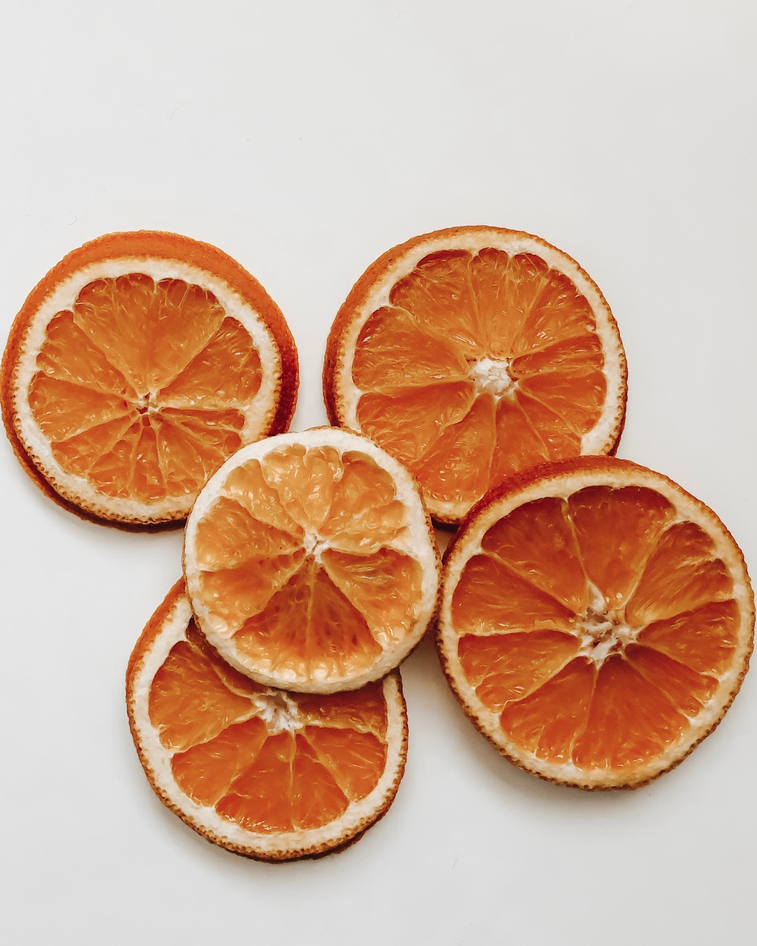 How to Make Dried Orange Slices for Decorating