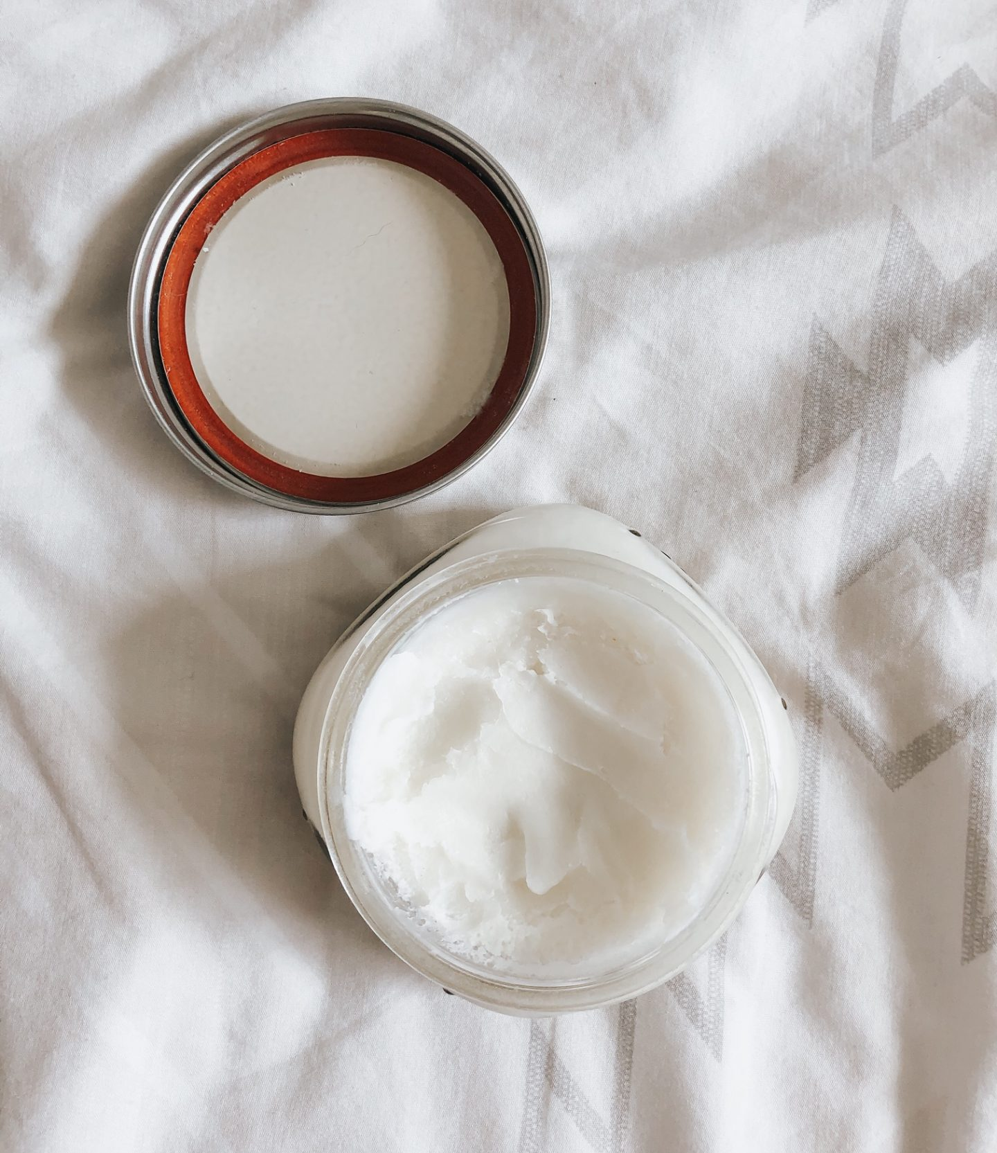 homemade body lotion