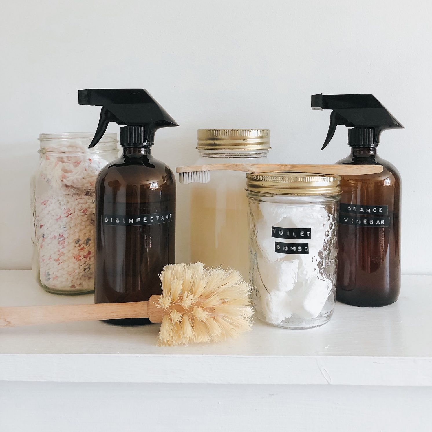 zero waste cleaning recipes