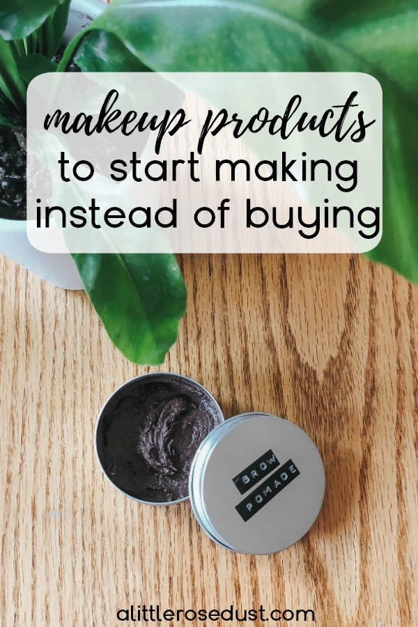 diy makeup products