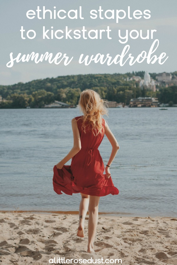 ethical summer clothing