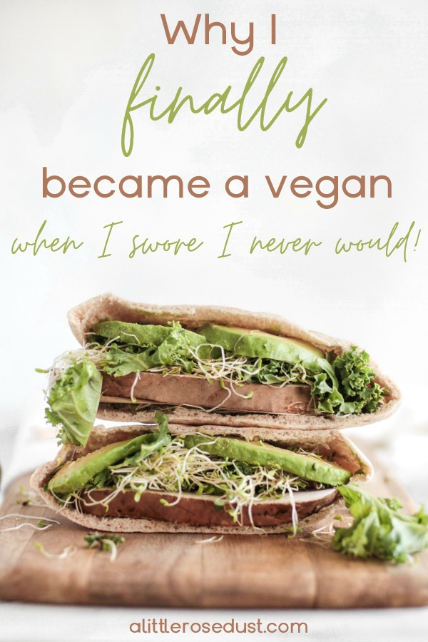 why i became a vegan