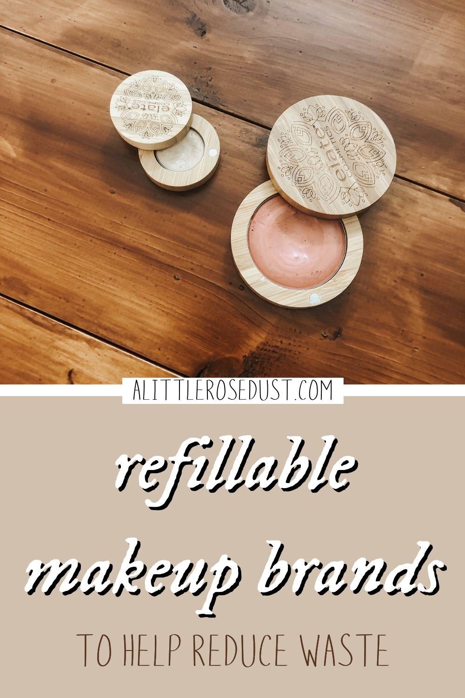 refillable makeup brands