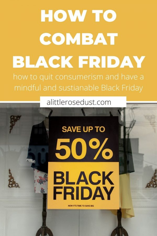 combating black friday