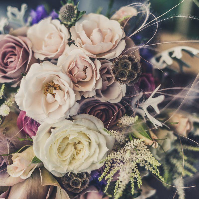 low waste wedding