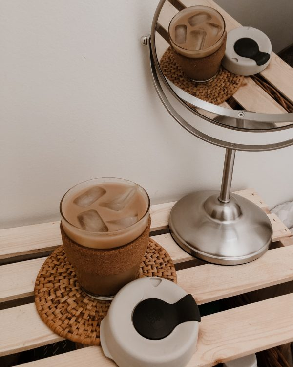 sustainable coffee routine