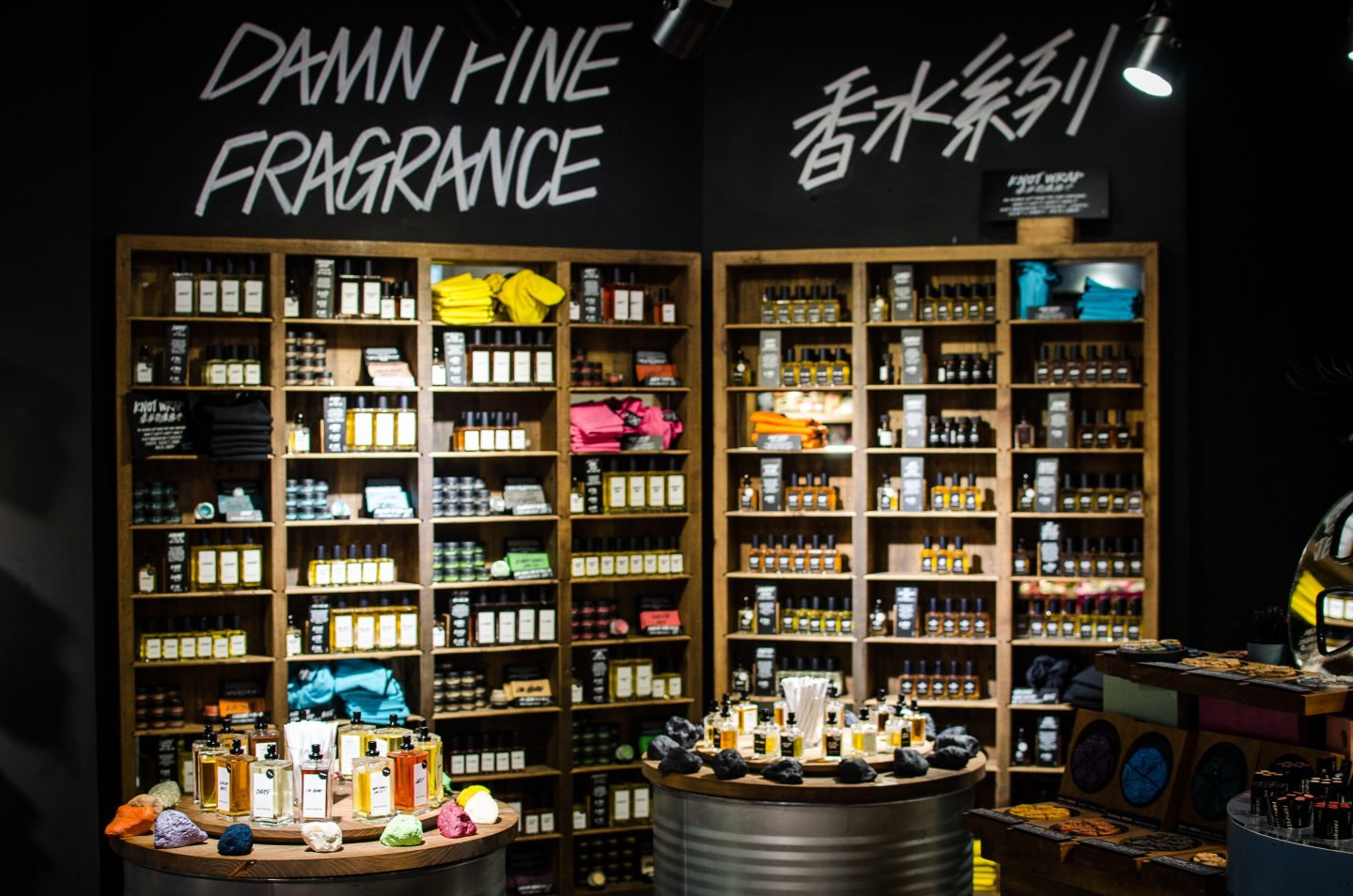 how sustainable is lush?